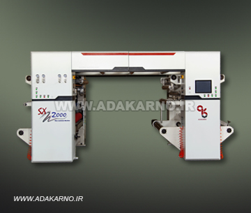 SX2000-Wax Laminate Machine